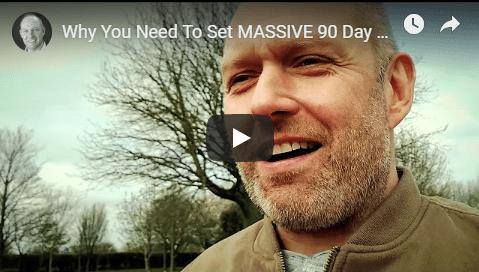 90 day goals life coach leeds