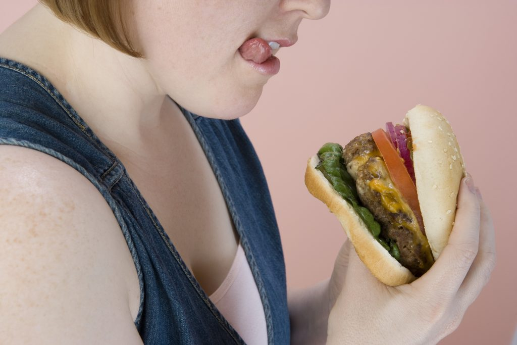 Hypnotherapy for eating habits