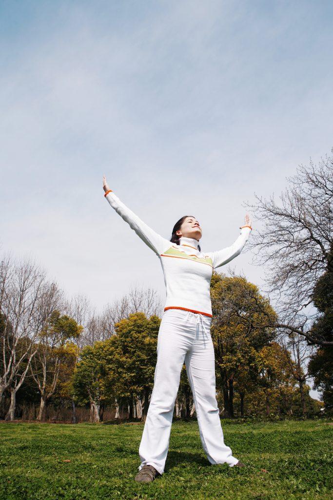 Practise breathing exercises